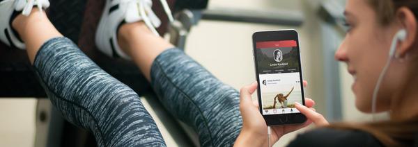 SportsNow-Soziales-Netzwerk